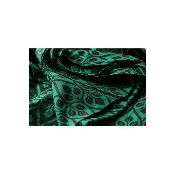 Yaro Fascia ad anelli La Vita Emerald Black ring sling-2714