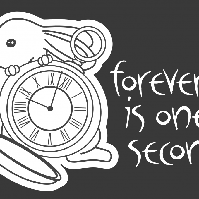 Forever Is One Second