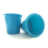 silikids silicon cup teal/turchese-0