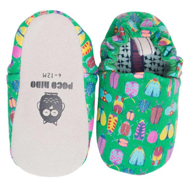 Poco Nido Bugs Mini Shoes Scarpine Primi Passi-0