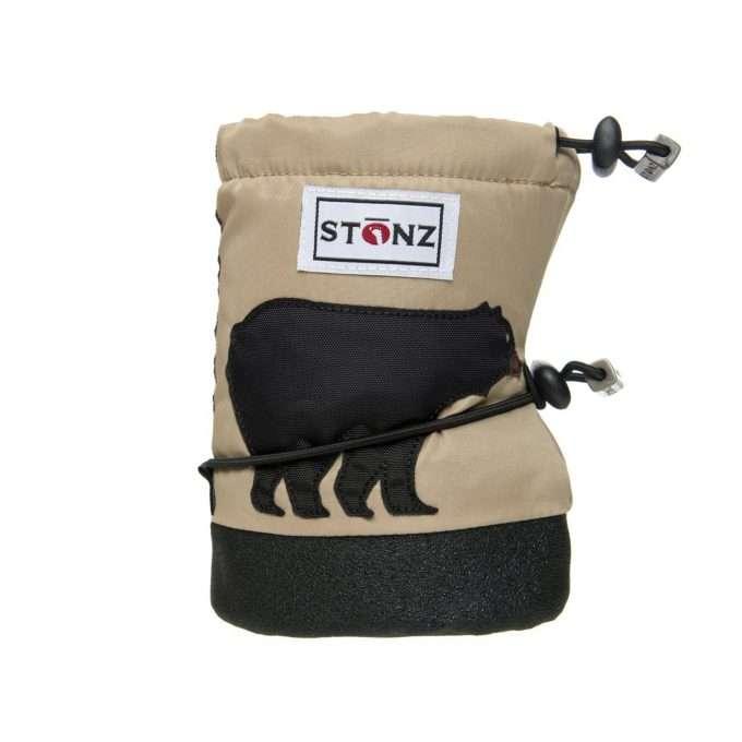 Stonz Stivale Black Bear con suola morbida-0