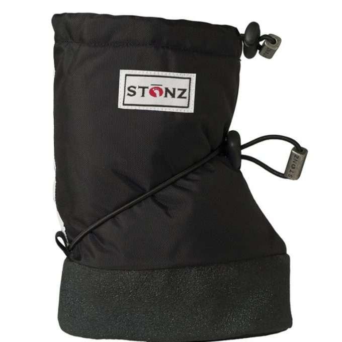 Stonz Stivale Black con suola morbida-0
