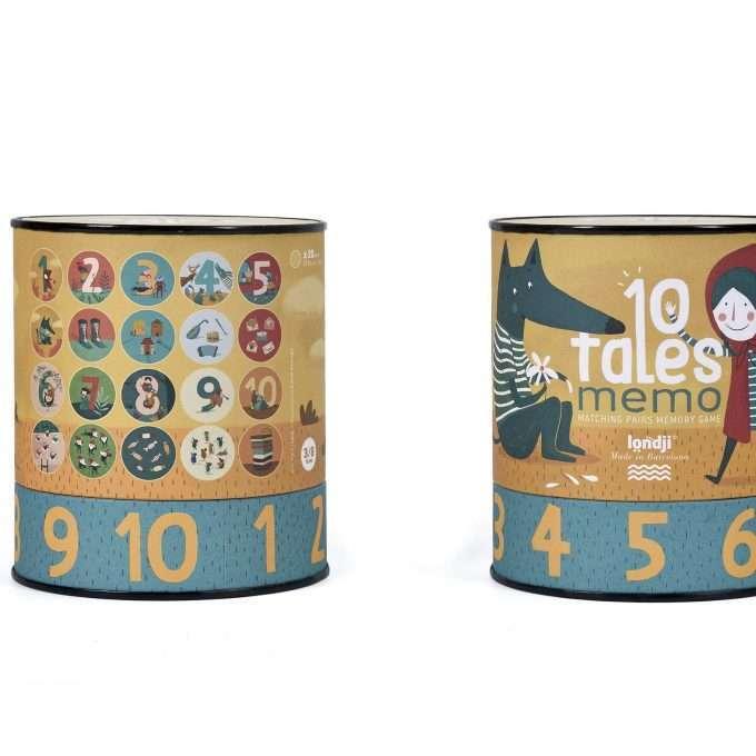 Londji Memo 10 Tales -0