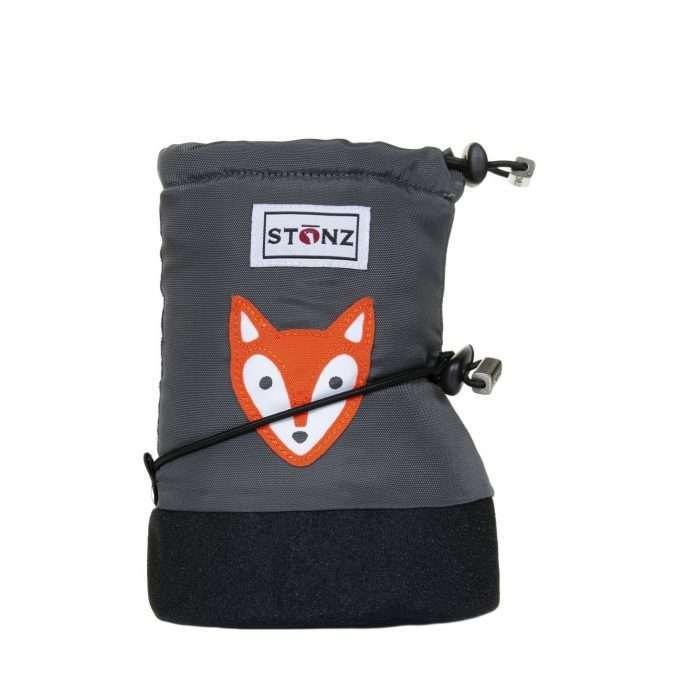 Stonz Stivale Fox con suola morbida-0