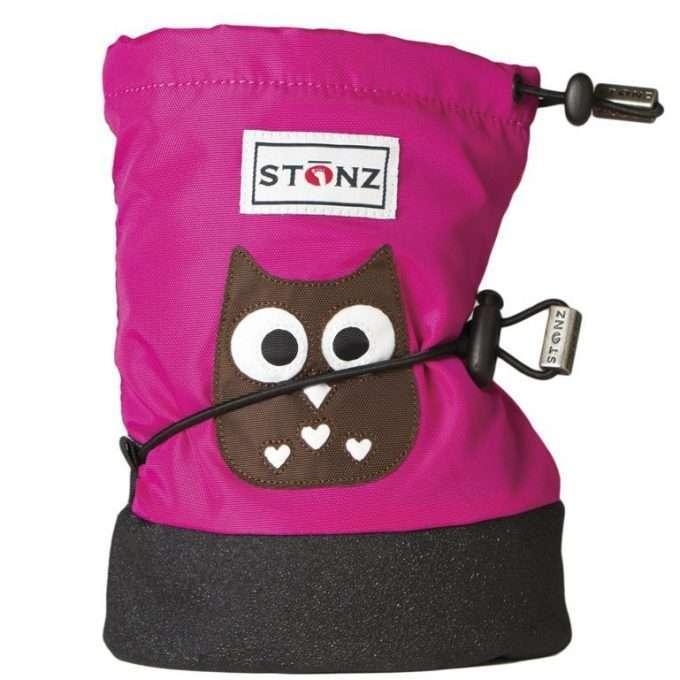 Stonz Stivale Owl con suola morbida-0