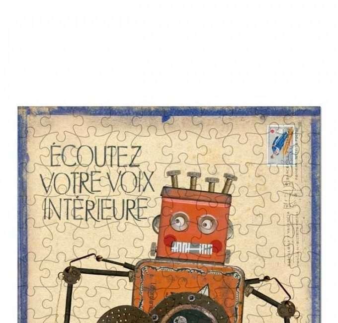 Londji Micro Puzzle Pierre-0