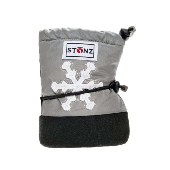Stonz Stivale Snowflake con suola morbida-0