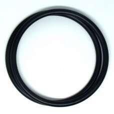 coppia di anelli Neri taglia XL-0
