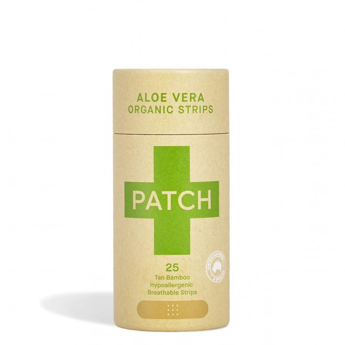 Patch Cerotti Strisce Adesive all'Aloe Vera-0