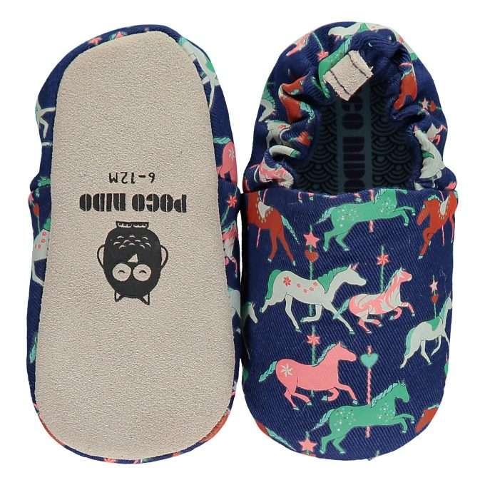 Poco Nido Carousel Mini Shoes Scarpine Primi Passi-0