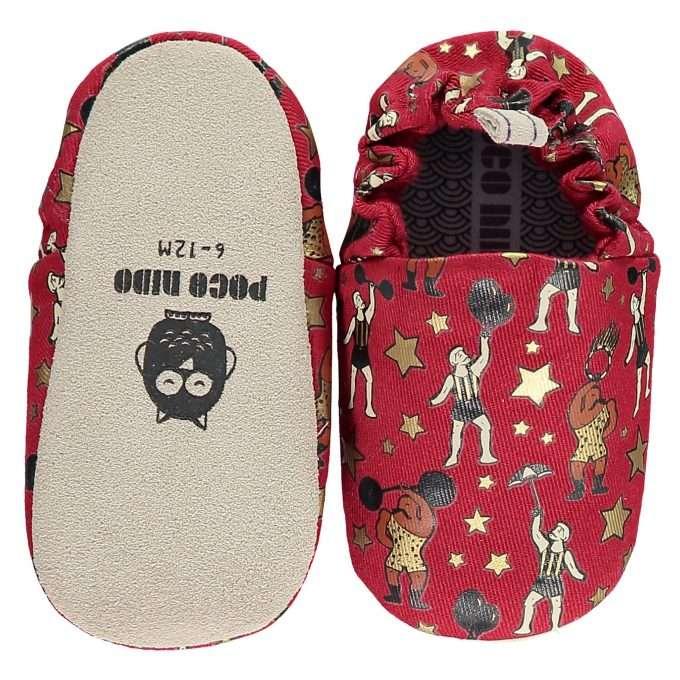 Poco Nido Strongman Mini Shoes Scarpine Primi Passi-0