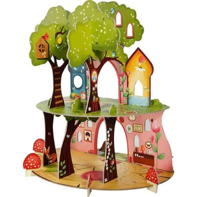 Avenue Mandarine Puzzle 3D L'albero delle Fate-0