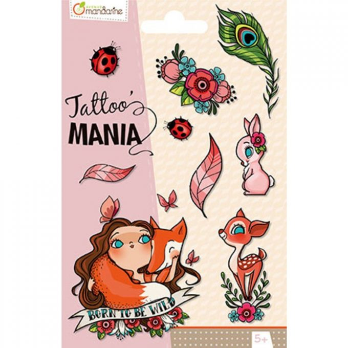 Avenue Mandarine Tattoo Foresta-0