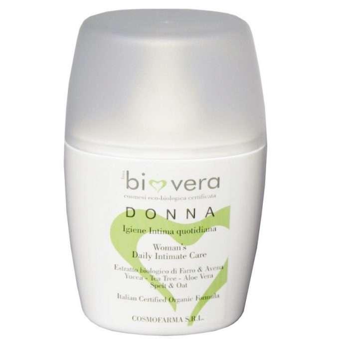 Bio Vera Donna Intimo delicato con tea tree e yucca schidigera-0