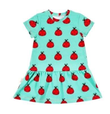 Malinami Abito Mint Ladybird-0