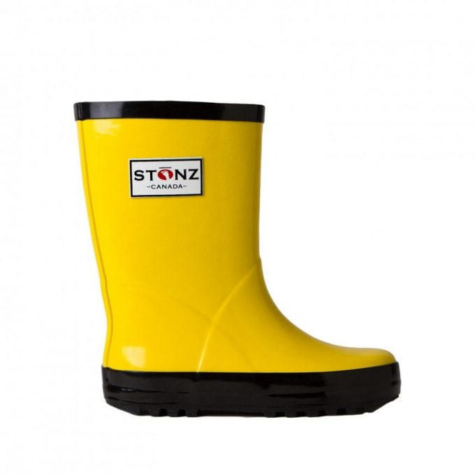 Stonz stivali pioggia Yellow-0