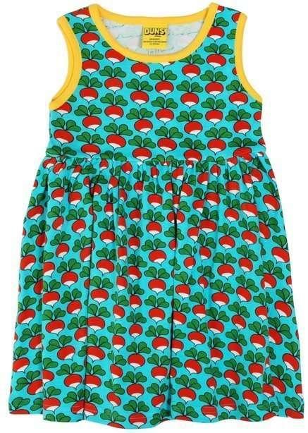 Duns Abito Radish Turquoise -0