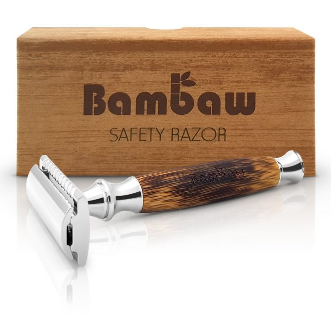 Bambaw Rasoio a doppia lama-0