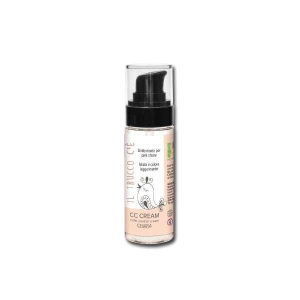 Allegro Natura CC Cream per pelli chiare-0