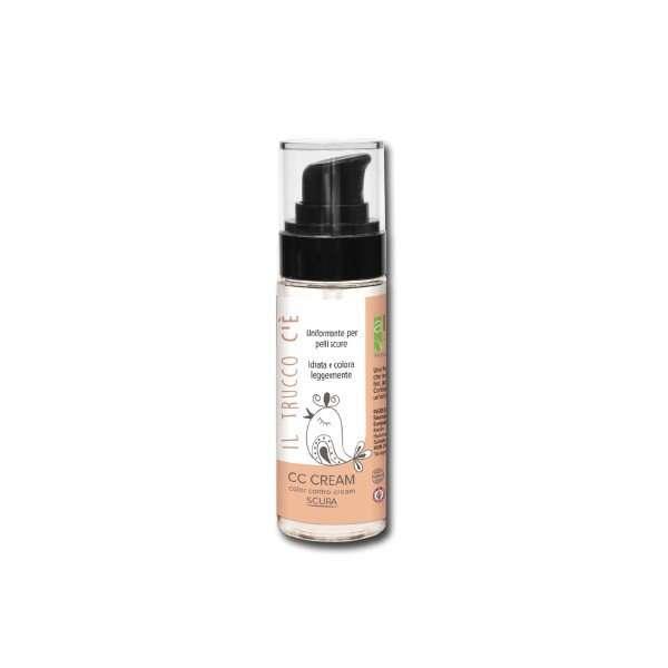 Allegro Natura CC Cream per pelli scure-0