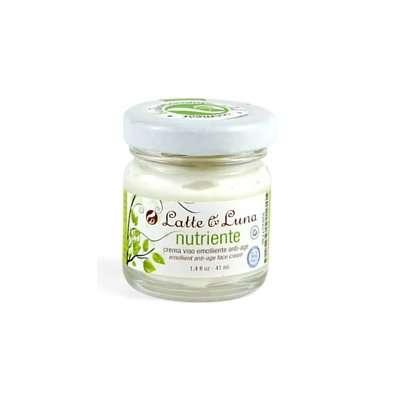 Latte e Luna Concept Crema Viso Emolliente Nutriente-0