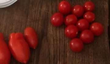 I pomodori secchi: la ricetta di Anna