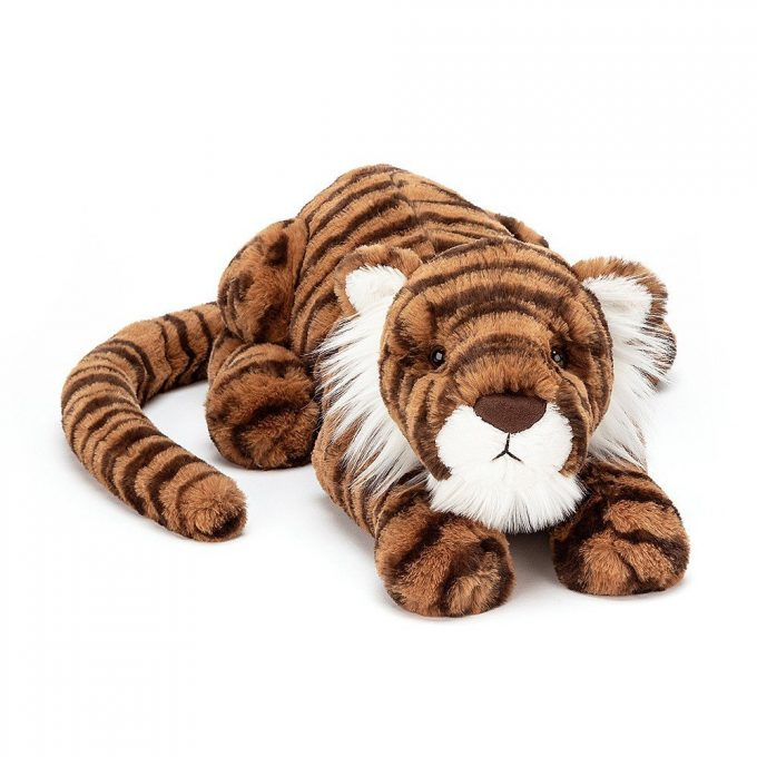Jellycat Peluche Tigre Tia little-0
