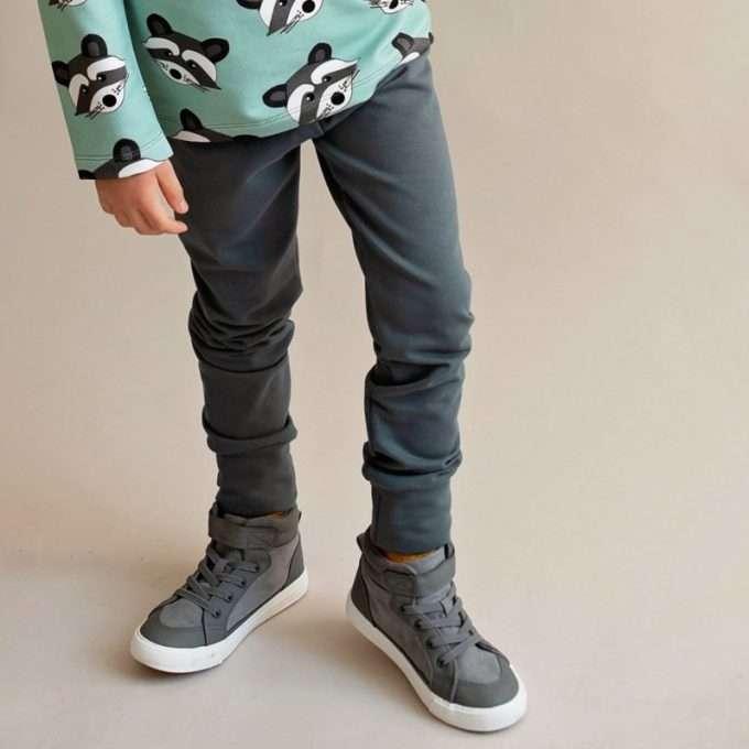 Malinami Leggings Graphite-0