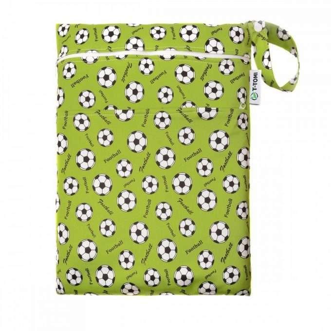T-Tomi Wet Bag Due Tasche Football-0