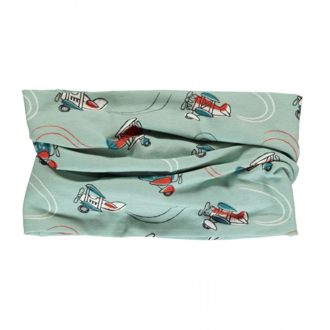 Maxomorra sciarpa ad anello/ scarf tube Air Show-0