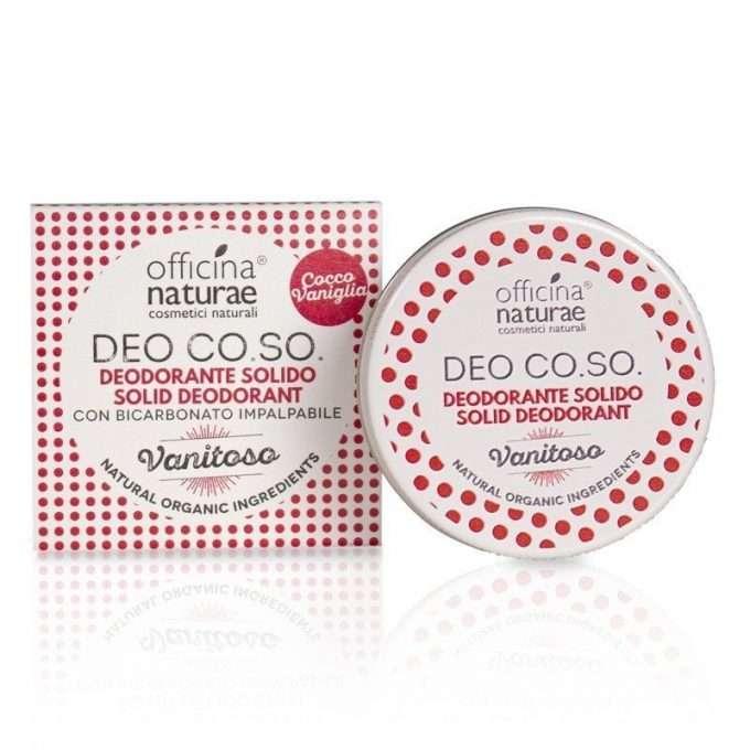 Officina Naturae Deodorante Solido Co.So. Vanitoso-0