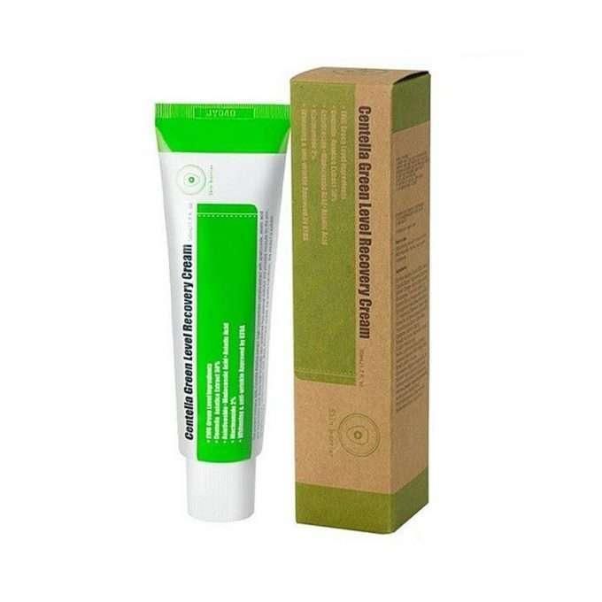 Purito Recovery Cream Centella Green Level Crema Viso-0