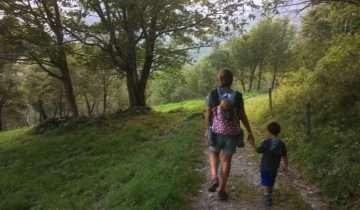 Il babywearing secondo Michela: portare con amore