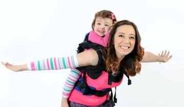Kangatraining: allenarsi con il bambino in fascia o marsupio
