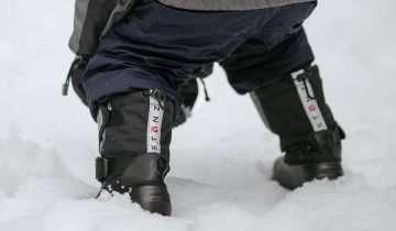 Le scarpe invernali per bambini: come affrontare freddo e neve