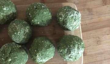 I canederli vegetali senza uova e formaggio