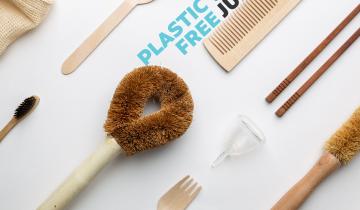 Plastic Free July: piccola guida per sopravvivere tra challenge e aspettative